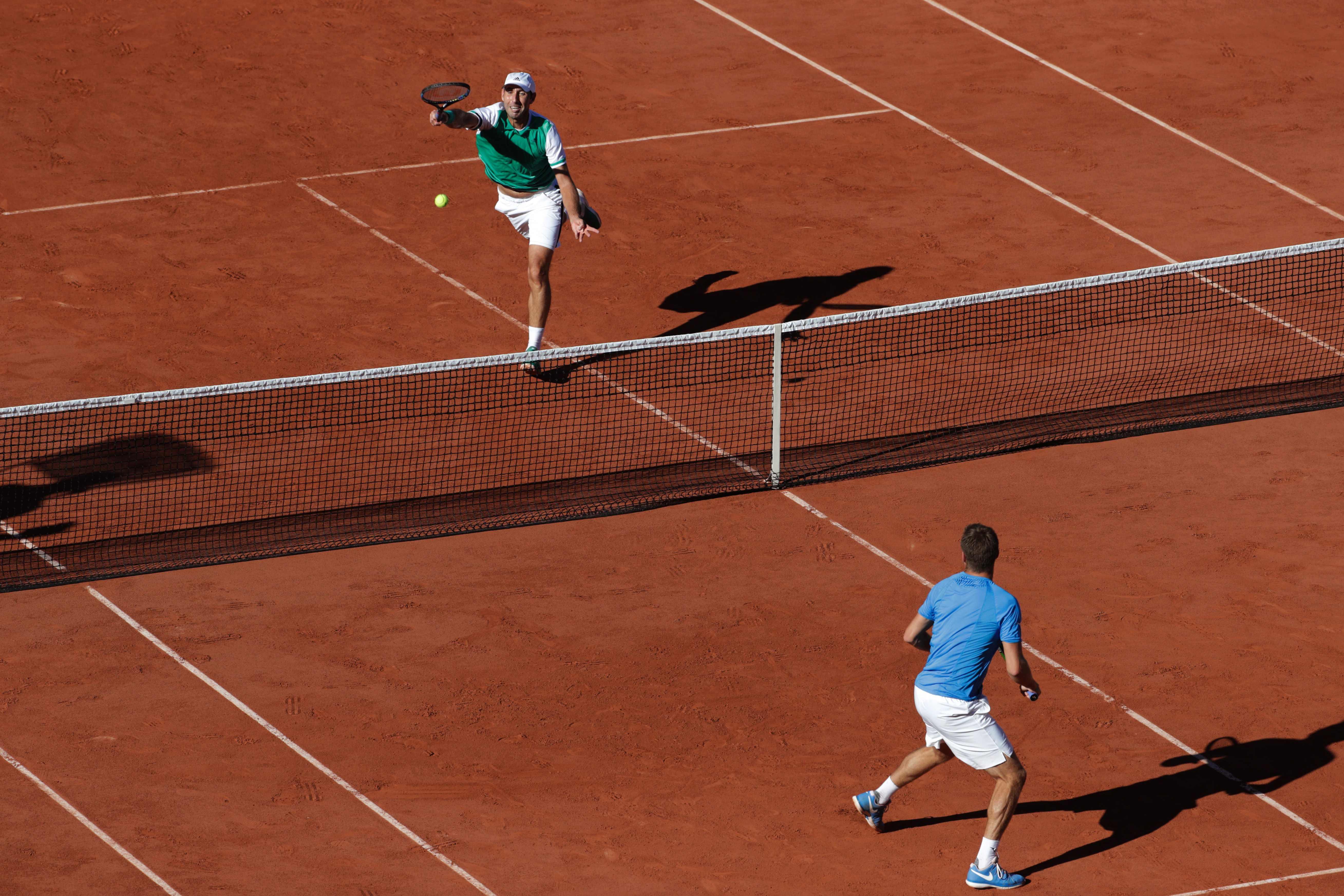 Finale Roland Garros live op NPO 1 en Eurosport