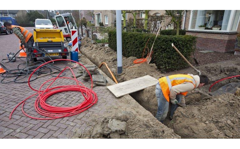 Ziggo en Delta voeren uitgebreide werkzaamheden aan netwerk uit