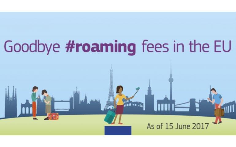 Historische dag wegens einde roamingkosten in de EU