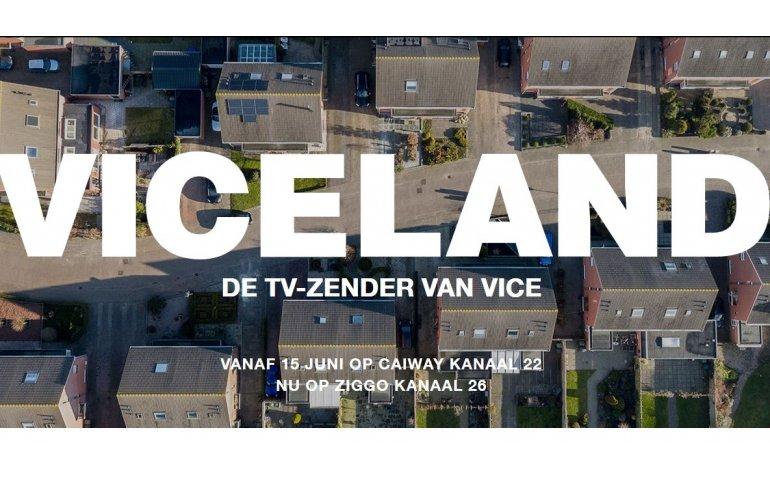 Viceland TV breidt bereik fors uit in Nederland en België