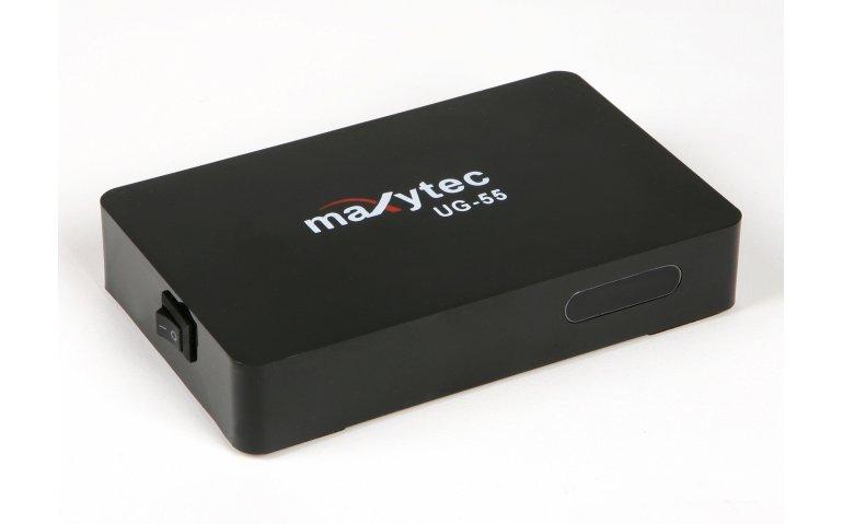 Getest in Totaal TV: Maxytec UG-55, een mediaspeler met leuke extra's