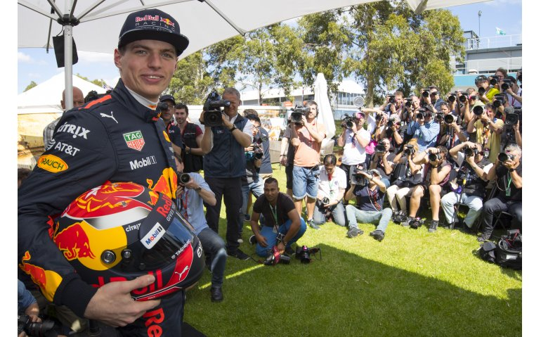 Formule 1 met Max Verstappen live op Ziggo Sport en satelliet
