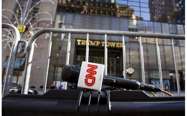 CNN ontslaat medewerkers wegens fake news