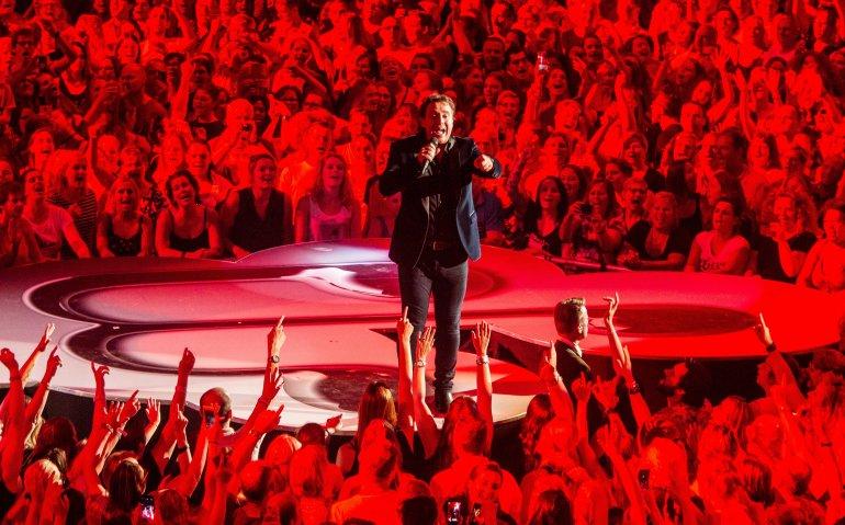 Jubileumconcert Ziggo Dome exclusief op tv voor klanten Ziggo