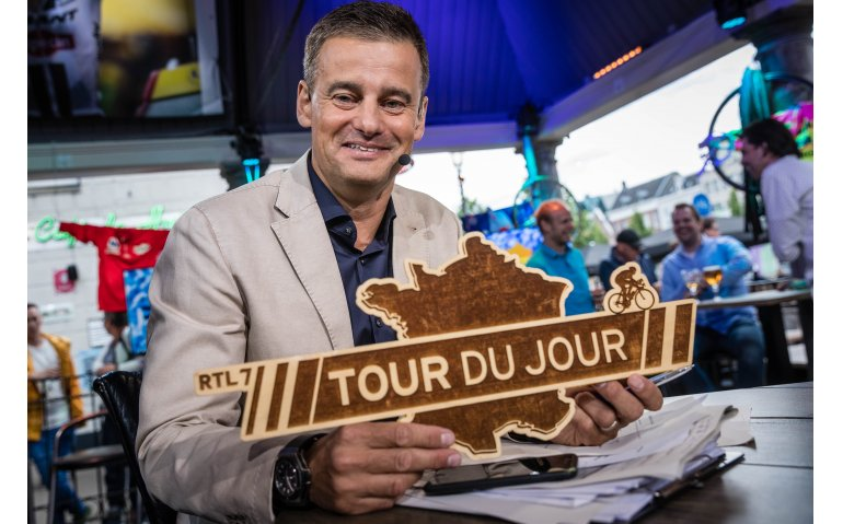 Tour de France komende weken op tv, radio en internet