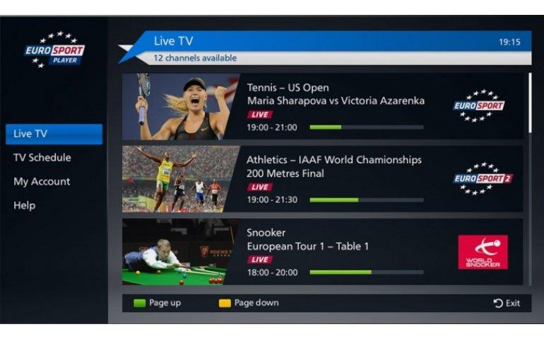 Kan de sportliefhebber wel zonder Eurosport Player?