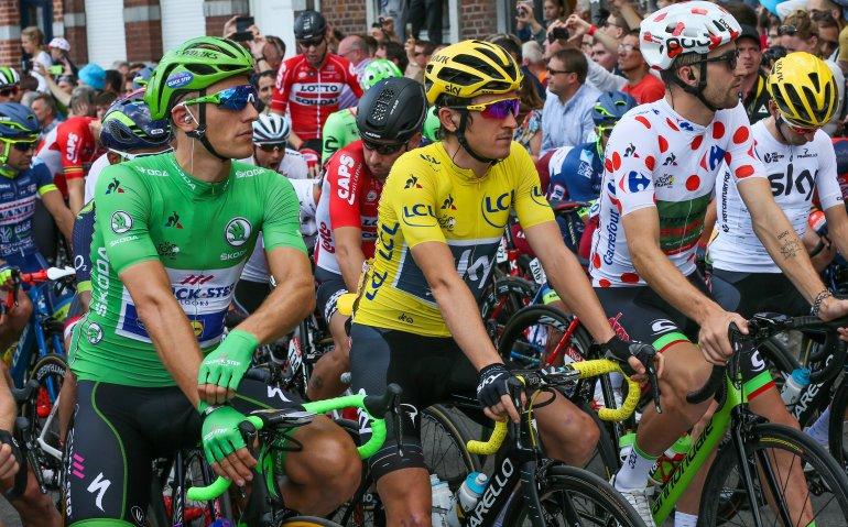 Tour de France tot 2023 bij NOS