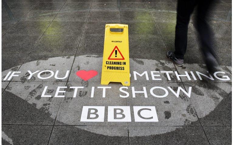 BBC staakt SD-uitzending op Astra satelliet