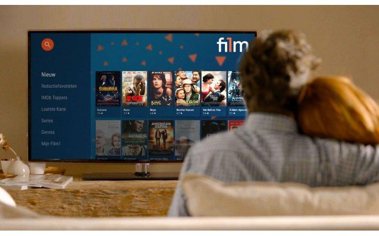 Ziggo heeft primeur met Film1 on demand