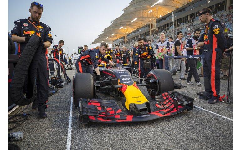 Formule 1-race Oostenrijk live op tv, radio en internet