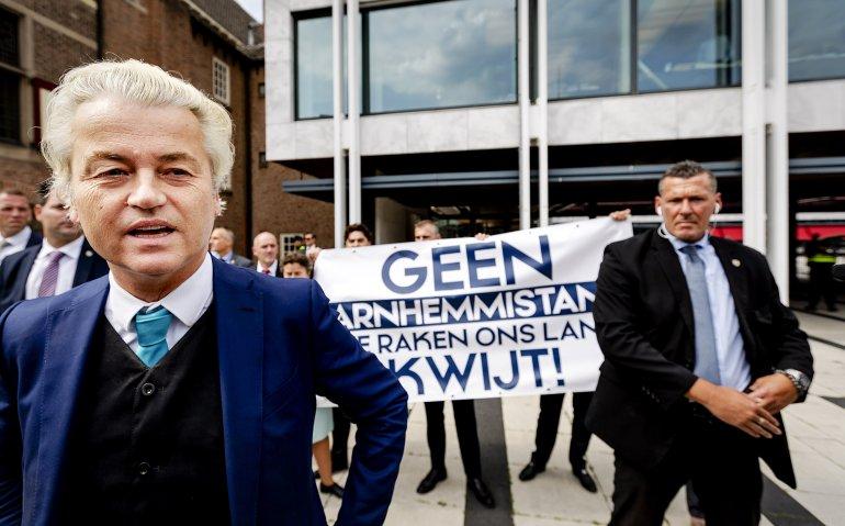 Documentaire Geert Wilders op Viceland TV