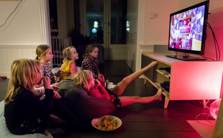 Nederlander keek nog nooit zo weinig naar live tv