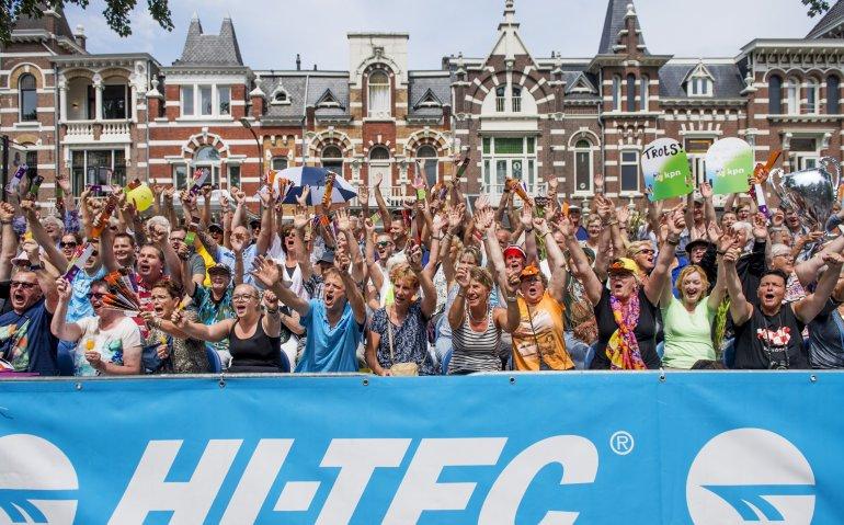 Vierdaagse Nijmegen uitgebreid bij SBS6, Radio 2 en Ziggo kanaal 999