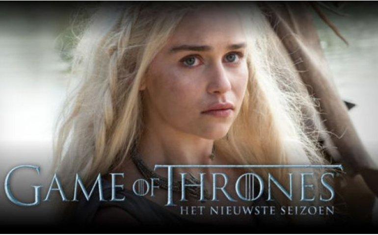 Zevende seizoen Game of Thrones exclusief bij Ziggo