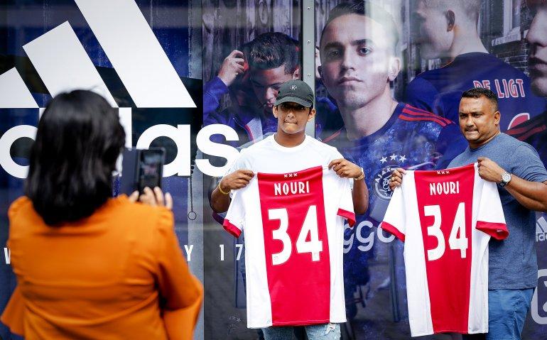 Ajax in voorronde Champions League live op Ziggo Sport en Eurosport