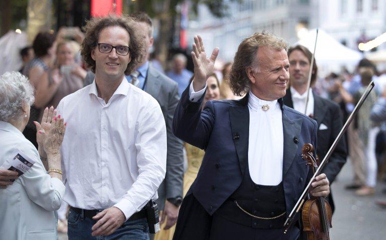 Maastricht Vrijthof 2017-concert Andre Rieu gratis en in HD voor satellietkijkers