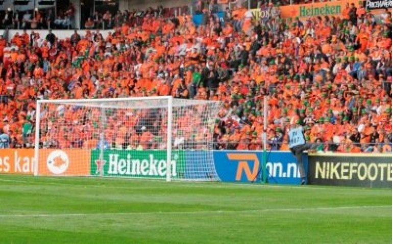 Nederlandse voetbalvrouwen in EK-kwartfinale tegen Zweden bij NOS en Eurosport