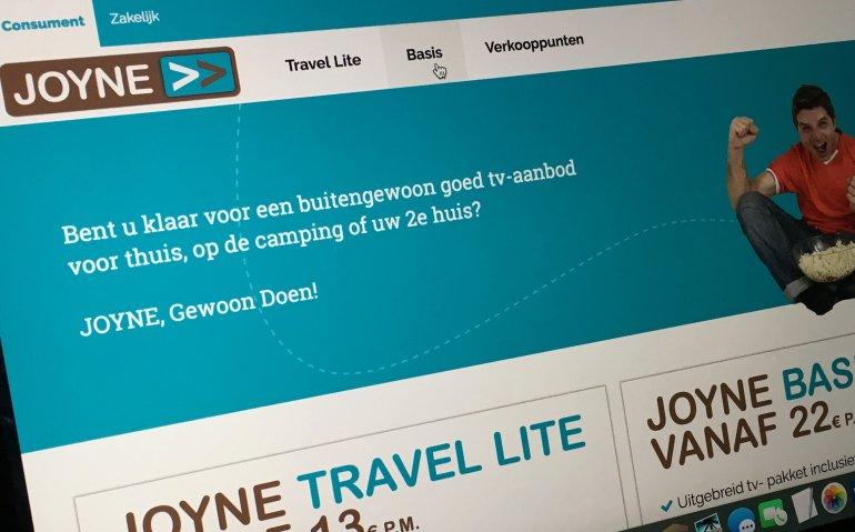 Joyne officieel begonnen, Conax CI+ modules nu te koop