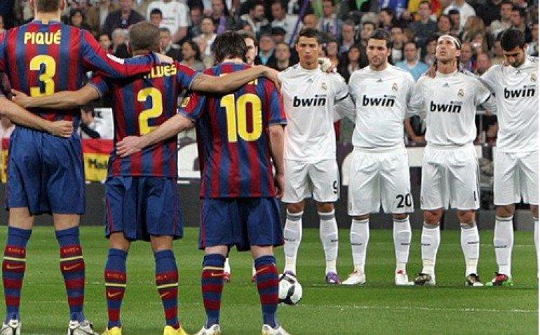 Real Madrid - Barcelona in strijd Supercopa live op FOX Sports