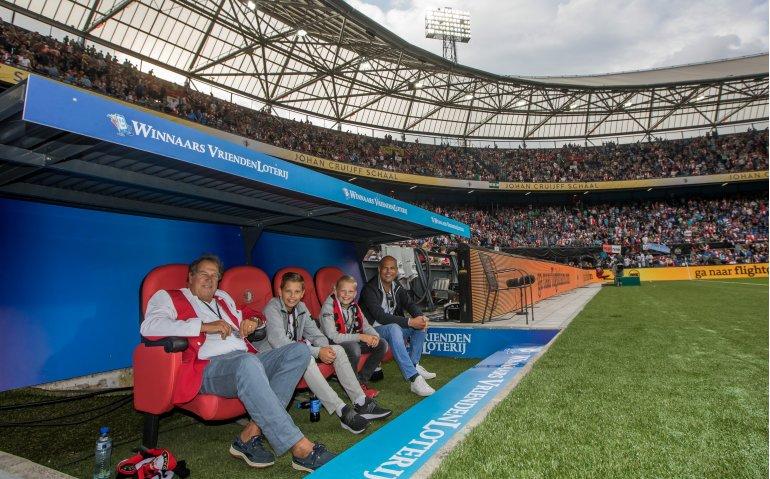 KPN voorziet voetbal van snel internet
