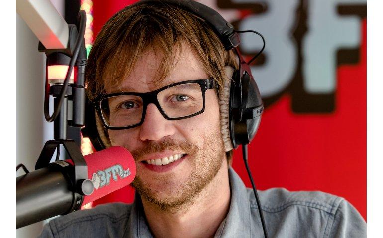 Giel Beelen van 3FM naar Talpa Radio