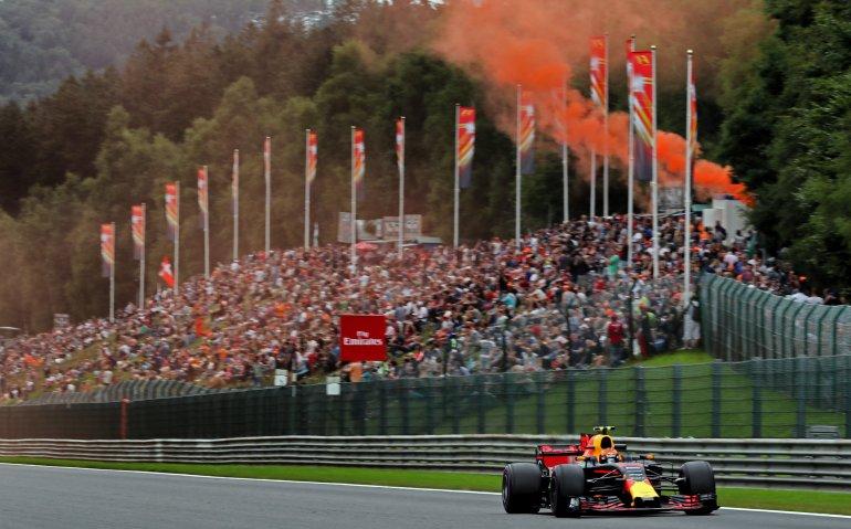 Max Verstappen in Formule 1-race van België live op VRT en Ziggo Sport