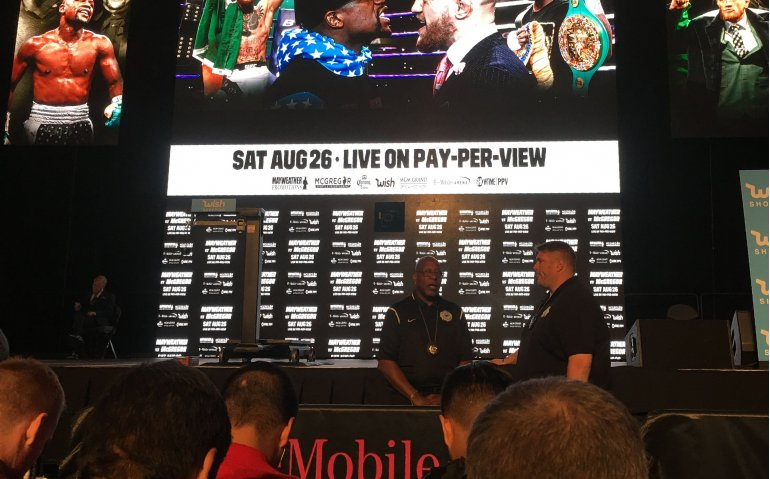 Mayweather en McGregor stuwen prijs tv-kijken tot ongekende hoogte op