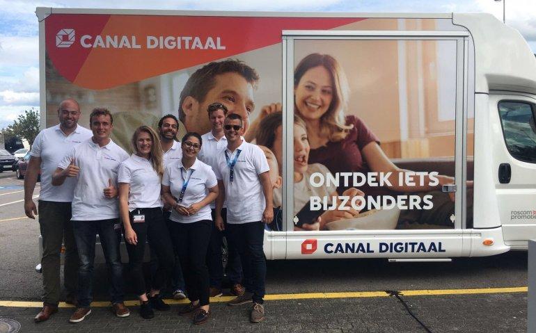 Canal Digitaal vergelijkt zich met Joyne