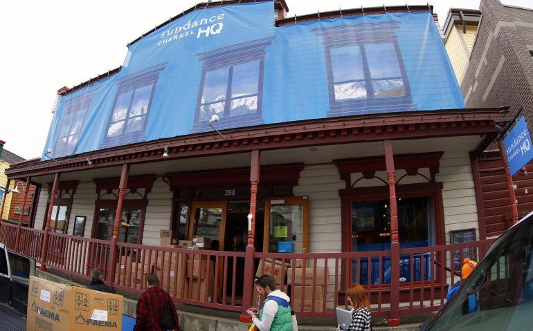 Einde arthouse filmkanaal Film1 Sundance