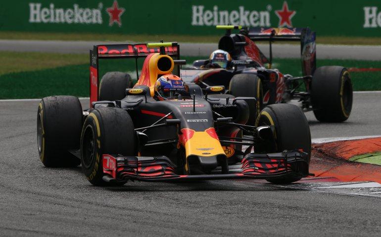 Formule 1 Grand Prix Monza live op tv en radio