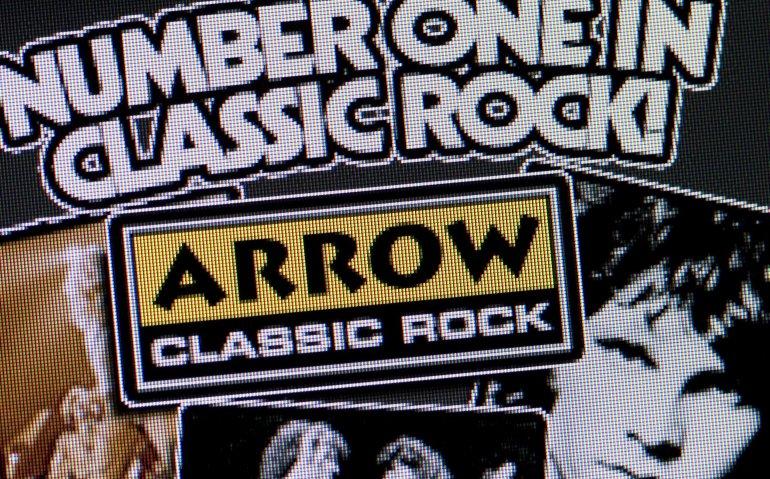 Arrow Classic Rock mogelijk terug op DAB+