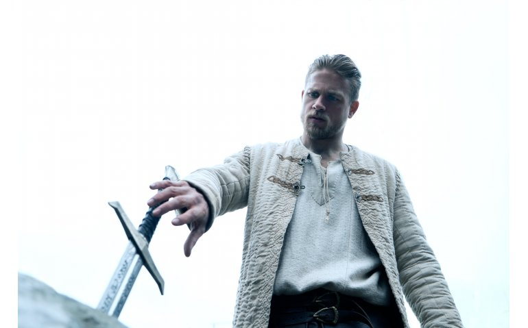5X BLU-RAY KING ARTHUR: LEGEND OF THE SWORD