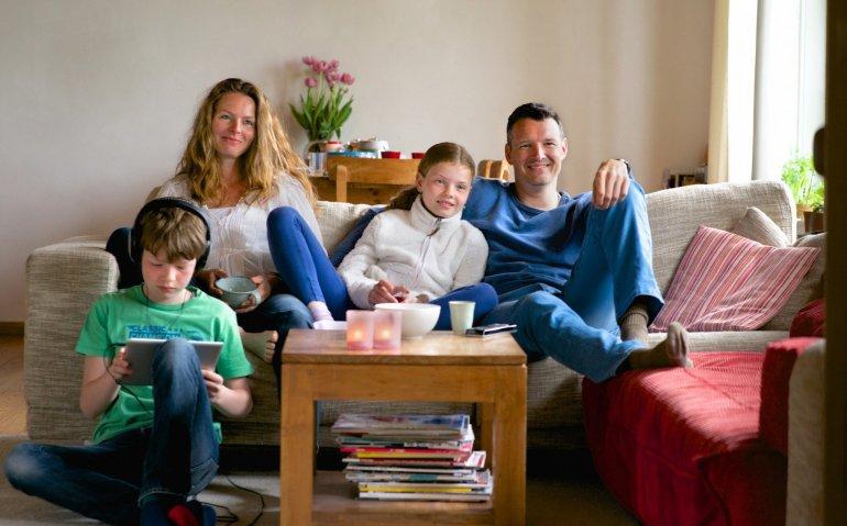 Nederland kijkt minder traditioneel tv