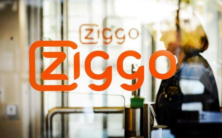 Ziggo helpt klanten met verhelpen storing