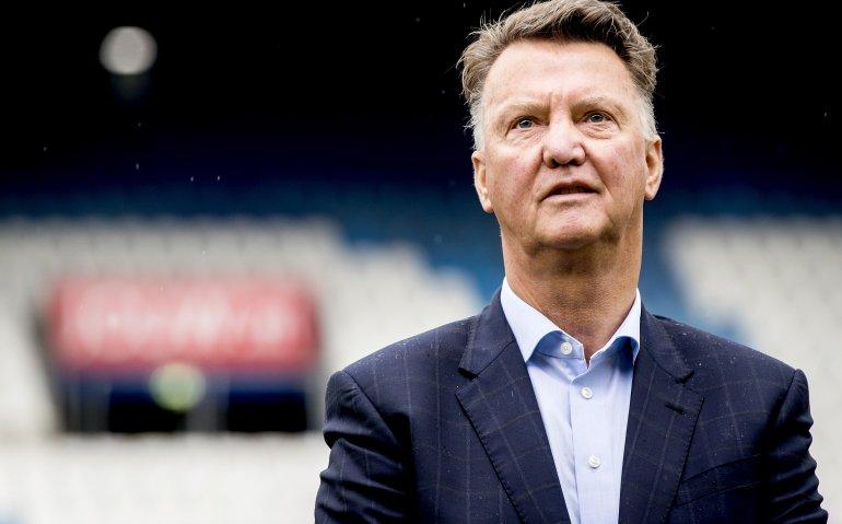 Ziggo Sport strikt Louis van Gaal als analist