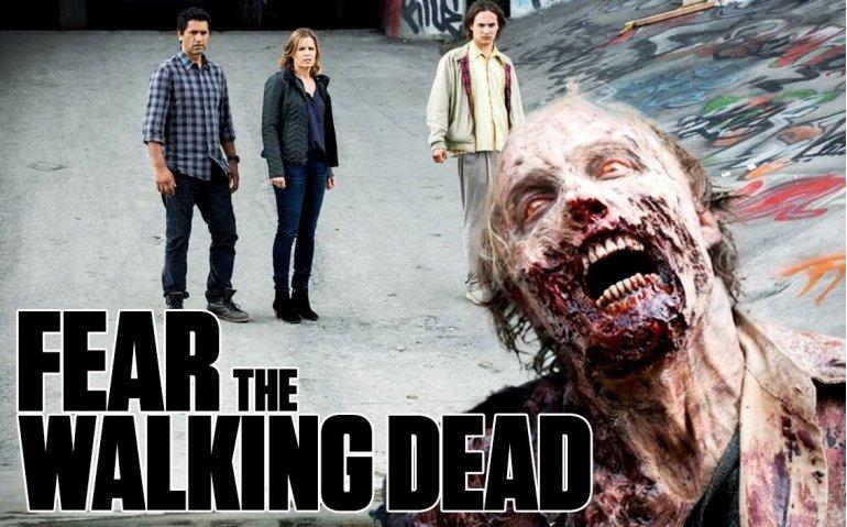 Fear The Walking Dead gelijktijdig met Amerika in Nederland op AMC