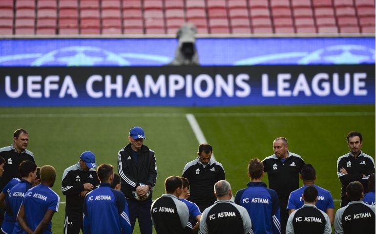 Voetbal: Champions League begint weer op Veronica en Ziggo Sport