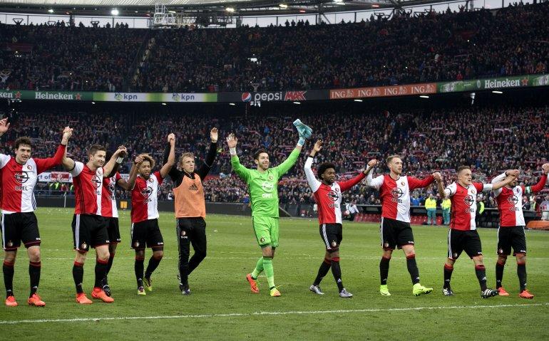 Terugkeer Feyenoord in Champions League live op tv, radio en internet
