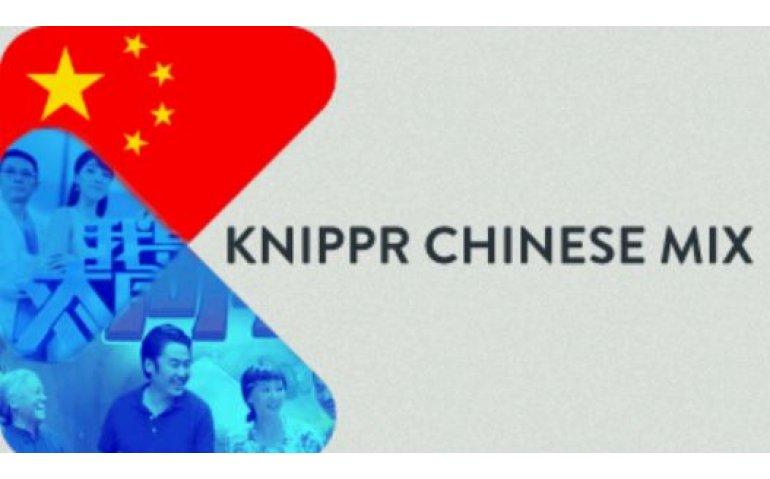 Groot Chinees zenderpakket nieuw bij Knippr