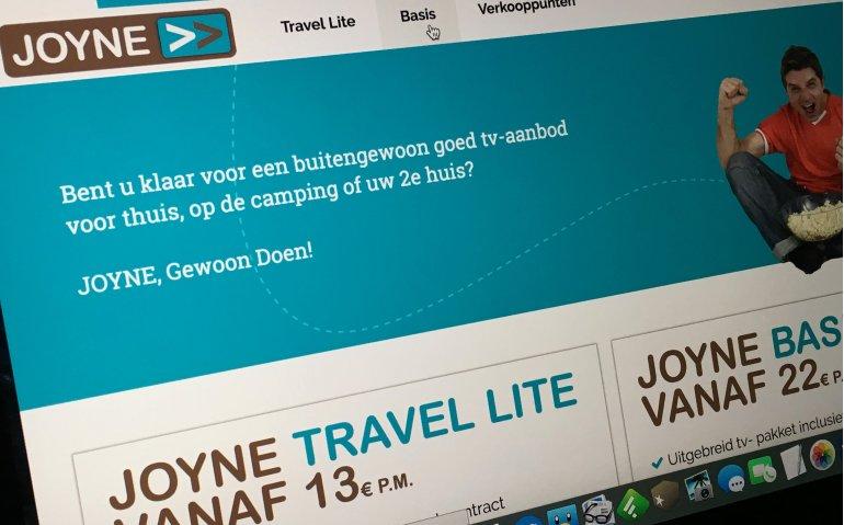 Joyne maakt stap naar OTT en cloud