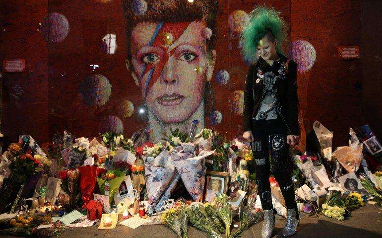David Bowie en Jimi Hendrix in schijnwerpers tijdens muziekmaand op ONS