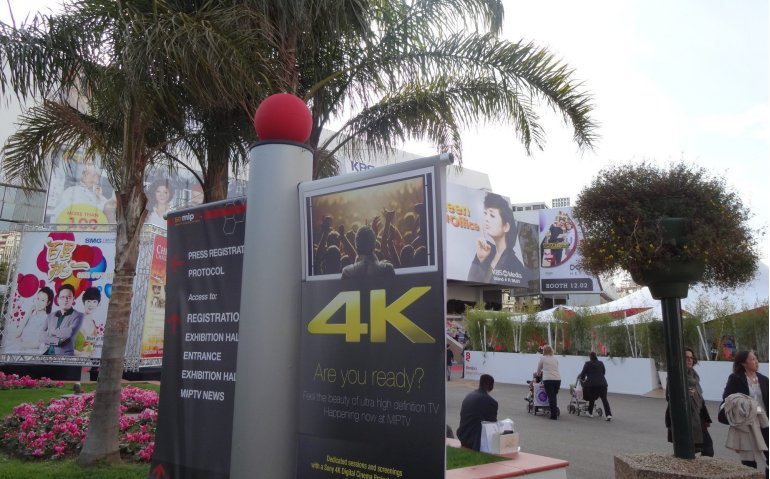 Nieuw 4K Ultra HD-platform op satelliet