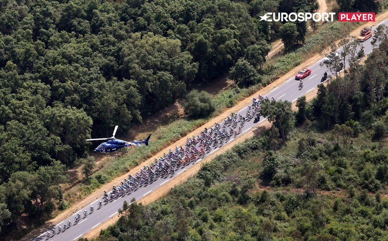 WK wielrennen na vier jaar terug op Eurosport
