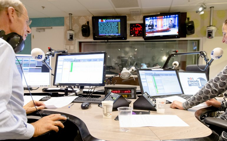 AVROTROS maakt van NPO radio een soap
