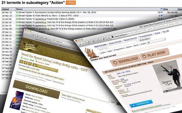 BREIN wint weer: Ziggo en XS4All moeten toegang The Pirate Bay blokkeren