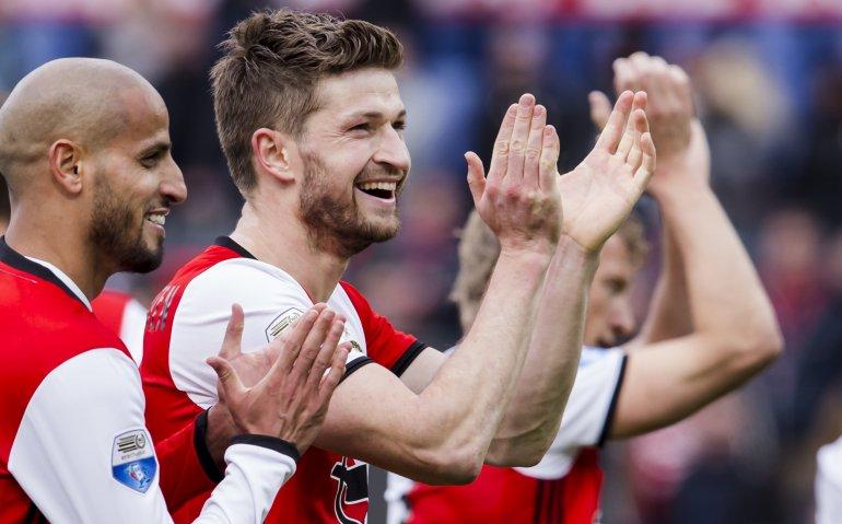 Napoli – Feyenoord in Champions League live op tv, radio en internet