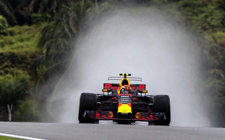Formule 1 met Max Verstappen in Maleisië live op tv, radio en internet