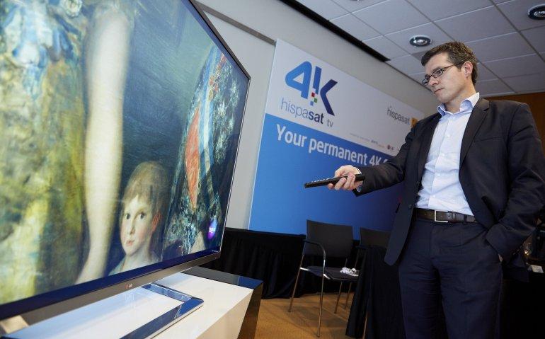 'Ultra HD door televisiefabrikanten door de strot geduwd'
