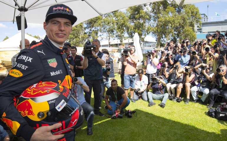 Max Verstappen in Formule 1 van Japan live op tv, radio en internet