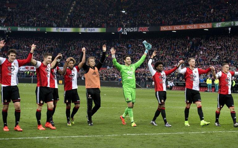 Feyenoord - Shakhtar live op tv, radio en internet